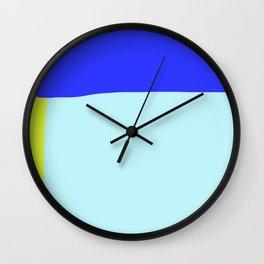 K - dandelion #5 Wall Clock