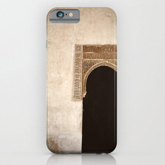 Alhambra iPhone & iPod Case