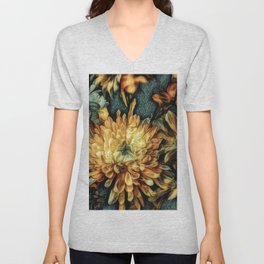 Autumn Dreams Unisex V-Neck