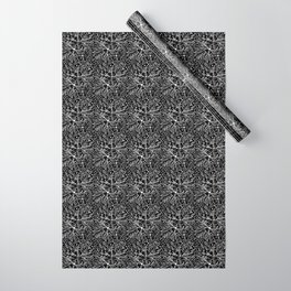 Chalk Florals Wrapping Paper