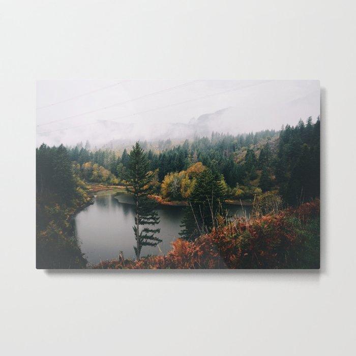 Gillette Lake Metal Print