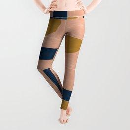 Painted Wall Tiles 03 Leggings