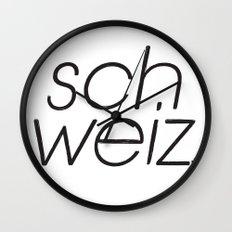 SCH Wall Clock