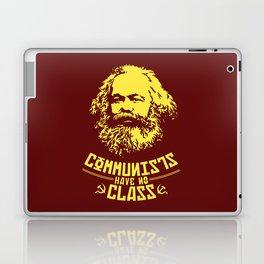 Communists Have No Class Laptop & iPad Skin