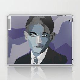 Franz Kafka Laptop & iPad Skin