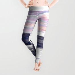 summer pastels Leggings