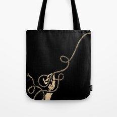 SNAKE CHARMER Tote Bag