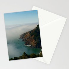 Marin Headlands Fog Stationery Cards