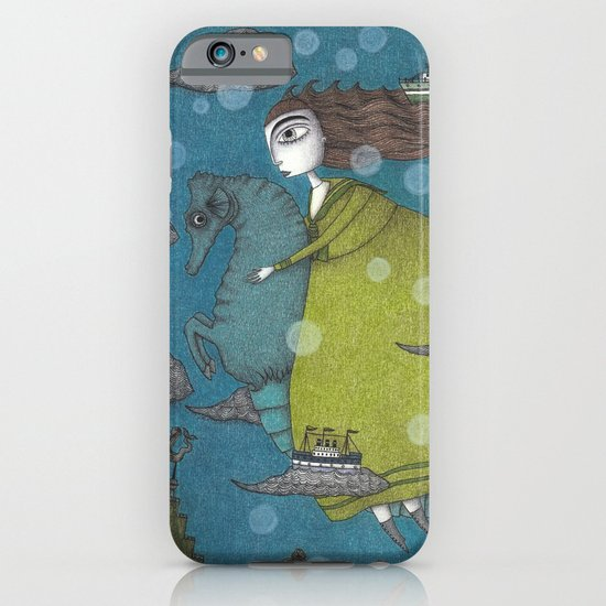 The Sea Voyage iPhone & iPod Case