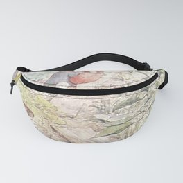 Mice watching Peter Rabbit Fanny Pack