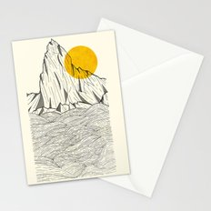 Sun Cliffs Stationery Cards