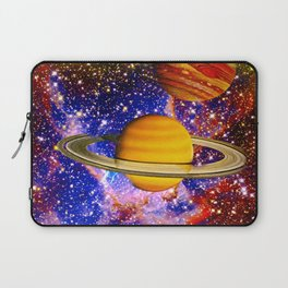 Stars and Planets Laptop Sleeve