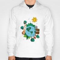 planet Hoodies featuring Planet by Design SNS - Sinais Velasco