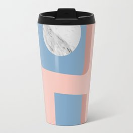 Marble Moon Travel Mug