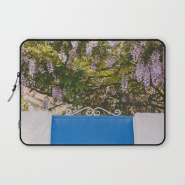 Wisteria backyard Laptop Sleeve