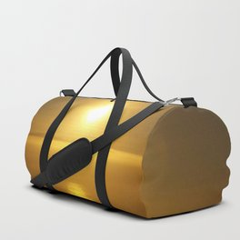 Sunset over the Canary Islands Duffle Bag