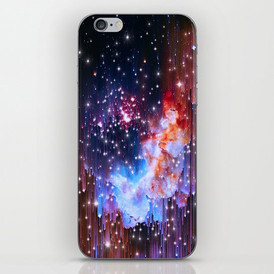 StarField iPhone & iPod Skin