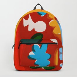 Comme les gouaches Backpack