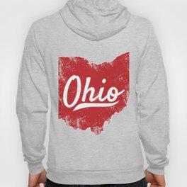Ohio Gift I Love My Ohio Home Cleveland Cincinnati Akron OH Hoody