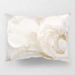 Petals Impasto Alabaster Pillow Sham