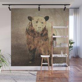 Formosan Black Bear Wall Mural