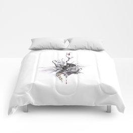 Starry Vacuum (combinación ganadora) Comforters