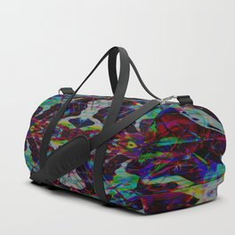Where Were You Before You Existed Duffle Bag