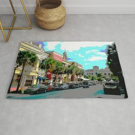 Locals Only-The Villages, Florida Rug