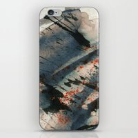wave iPhone & iPod Skins featuring Wave  by Peter Coleman