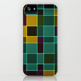 Recreational Tangle iPhone Case