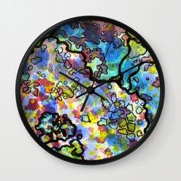 7, Inset B Wall Clock