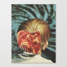 Spaghetti nights Canvas Print