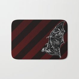 Leather Wings Bath Mat