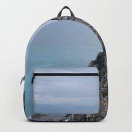 Meta, Naples, Italy Backpack