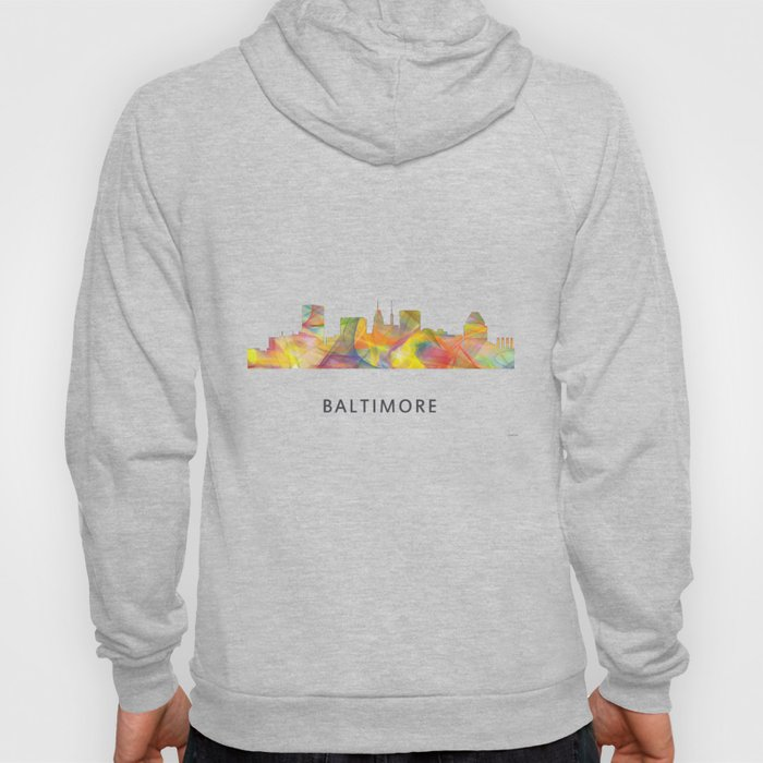 Baltimore Skyline WB1 Hoody