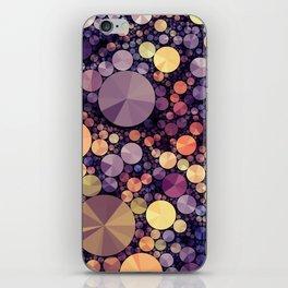 Purple Berries iPhone Skin