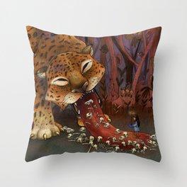 UAY BALAM Throw Pillow