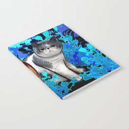 Fitzroy the Cat Notebook