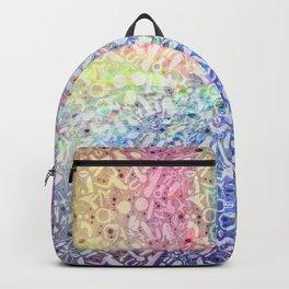 NSFW Rainbow Kinky S&M Pattern Backpack