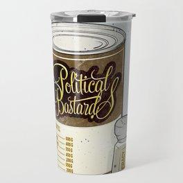 Political Bastards Travel Mug