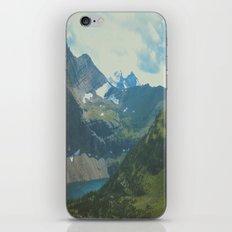 Majestic Mountains iPhone & iPod Skin