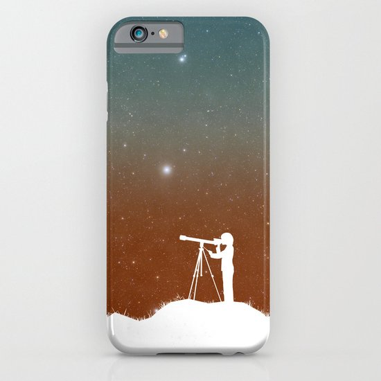 Through the Telescope iPhone & iPod Case