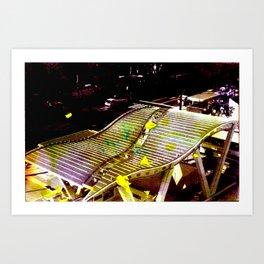 Nagoya 02 Art Print