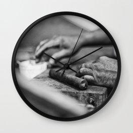 The Dip Wall Clock