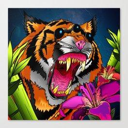 Endangered Species #2 Canvas Print
