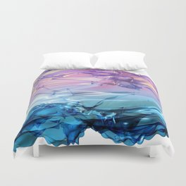 Life On Other Planets [Version 02] Duvet Cover