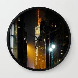 '42nd STREET' Wall Clock