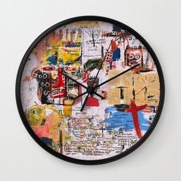 Al Diaz Wall Clock