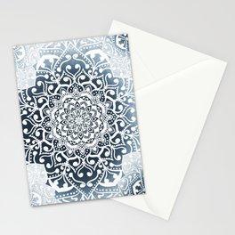WINTERFIELD MANDALA Stationery Cards