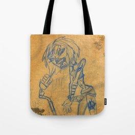 Punk Singer Tote Bag
